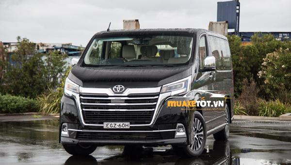 danh gia xe toyota granvia 2020 anh 08 - Toyota Granvia 2020: thông số và giá xe mới nhất