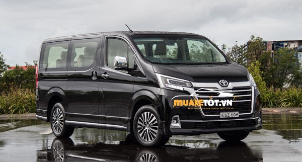 danh gia xe toyota granvia 2020 anh 10 - Toyota Granvia 2020: thông số và giá xe mới nhất