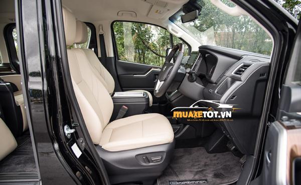 danh gia xe toyota granvia 2020 anh 15 - Toyota Granvia 2020: thông số và giá xe mới nhất