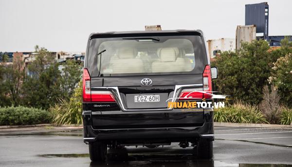 danh gia xe toyota granvia 2020 anh 17 - Toyota Granvia 2020: thông số và giá xe mới nhất