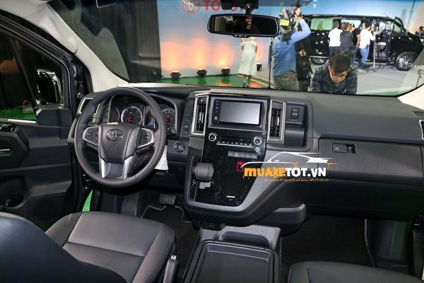 danh gia xe toyota granvia 2020 anh 25 - Toyota Granvia 2020: thông số và giá xe mới nhất