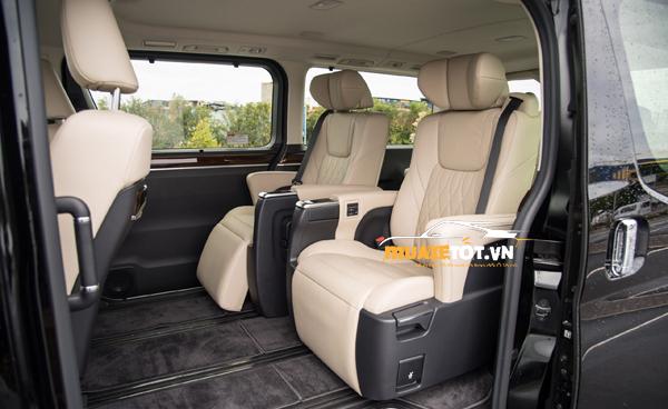 danh gia xe toyota granvia 2021 anh 04 - Toyota Granvia 2021: Giá xe và khuyến mãi hấp dẫn