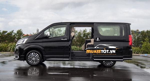 danh gia xe toyota granvia 2021 anh 07 - Toyota Granvia 2021: Giá xe và khuyến mãi hấp dẫn