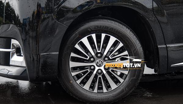 danh gia xe toyota granvia 2021 anh 21 - Toyota Granvia 2021: Giá xe và khuyến mãi hấp dẫn