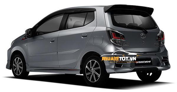 danh gia xe toyota wigo 2021 tai viet nam anh 02 - Toyota Wigo 2021: Giá xe và khuyến mãi hấp dẫn