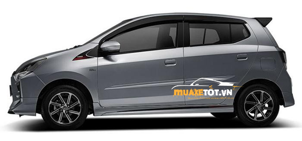 danh gia xe toyota wigo 2021 tai viet nam anh 04 - Toyota Wigo 2021: Giá xe và khuyến mãi hấp dẫn