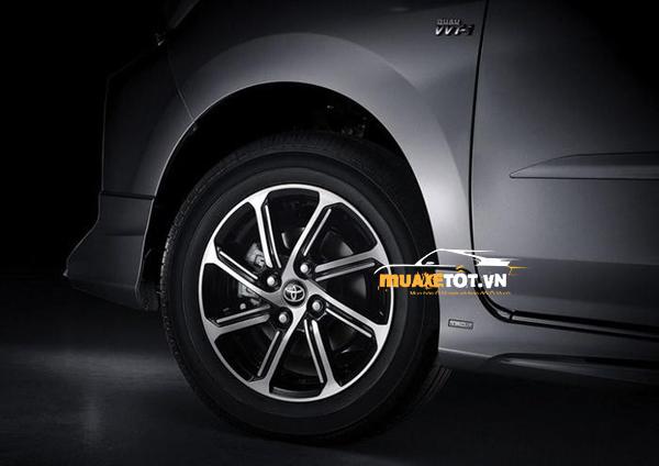 danh gia xe toyota wigo 2021 tai viet nam anh 05 - Toyota Wigo 2021: Giá xe và khuyến mãi hấp dẫn tháng [hienthithang]