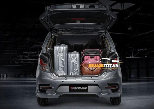 danh gia xe toyota wigo 2021 tai viet nam anh 07 - Toyota Wigo 2021: Giá xe và khuyến mãi hấp dẫn tháng [hienthithang]