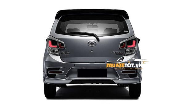 danh gia xe toyota wigo 2021 tai viet nam anh 11 - Toyota Wigo 2021: Giá xe và khuyến mãi hấp dẫn