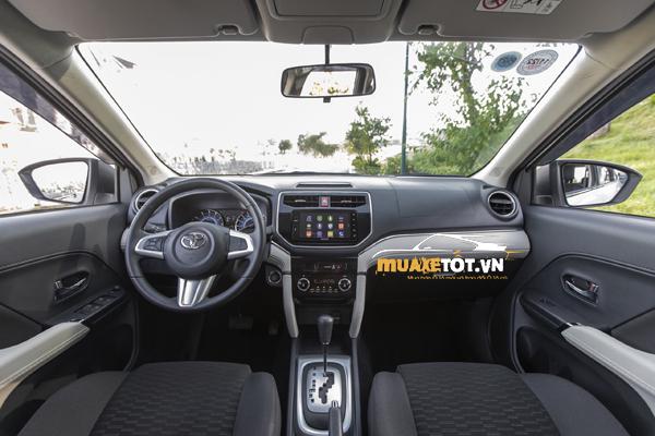 Toyota Rush 7 cho 2021 cua muaxetot.vn anh 14 - Rush 2021: Giá xe và khuyến mãi hấp dẫn tháng [hienthithang]