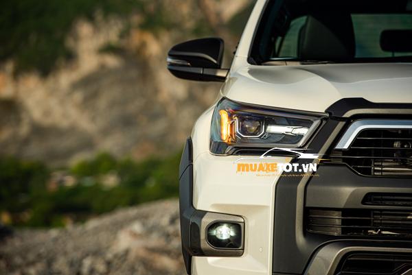 danh gia xe ban tai toyota hilux 2021 cua muaxetot.vn anh 03 - Toyota Hilux 2021: Giá xe và khuyến mãi hấp dẫn
