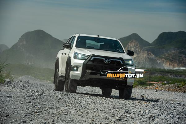 danh gia xe ban tai toyota hilux 2021 cua muaxetot.vn anh 09 - Toyota Hilux 2021: Giá xe và khuyến mãi hấp dẫn