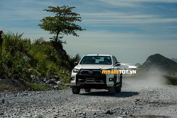 danh gia xe ban tai toyota hilux 2021 cua muaxetot.vn anh 10 - Toyota Hilux 2021: Giá xe và khuyến mãi hấp dẫn