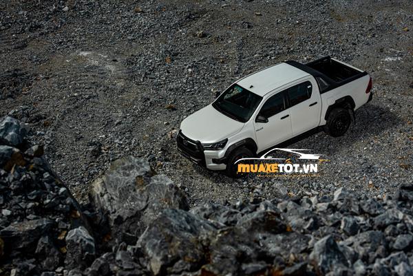 danh gia xe ban tai toyota hilux 2021 cua muaxetot.vn anh 11 - Toyota Hilux 2021: Giá xe và khuyến mãi hấp dẫn