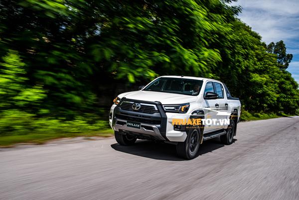 danh gia xe ban tai toyota hilux 2021 cua muaxetot.vn anh 12 - Toyota Hilux 2021: Giá xe và khuyến mãi hấp dẫn