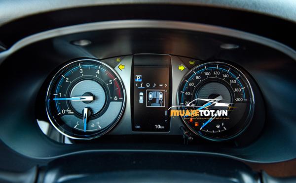 danh gia xe ban tai toyota hilux 2021 cua muaxetot.vn anh 17 - Toyota Hilux: giá bán chính thức, đặt xe khi nào có?