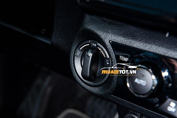 danh gia xe ban tai toyota hilux 2021 cua muaxetot.vn anh 19 - Toyota Hilux 2021: Giá xe và khuyến mãi hấp dẫn