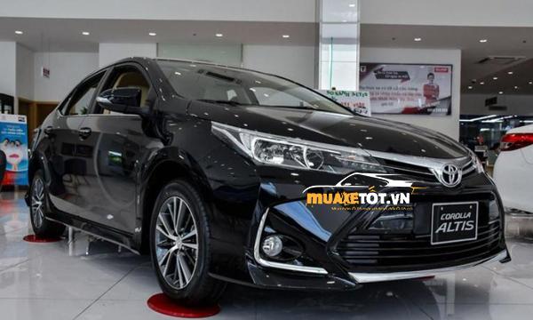 hinh anh xe toyota altis 2021 sedan cua muaxetot.vn anh 01 - Toyota Altis: Giá xe và khuyến mãi 2020