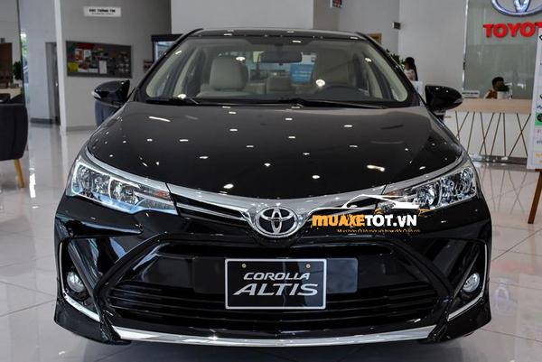 hinh anh xe toyota altis 2021 sedan cua muaxetot.vn anh 02 - Toyota Altis: Giá xe và khuyến mãi 2020