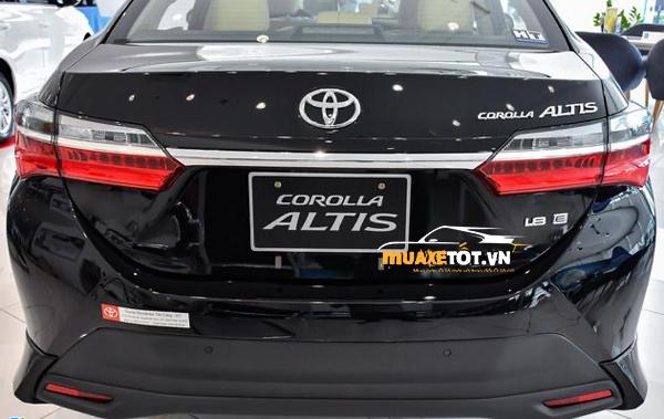 hinh anh xe toyota altis 2021 sedan cua muaxetot.vn anh 08 - Toyota Altis: Giá xe và khuyến mãi 2020