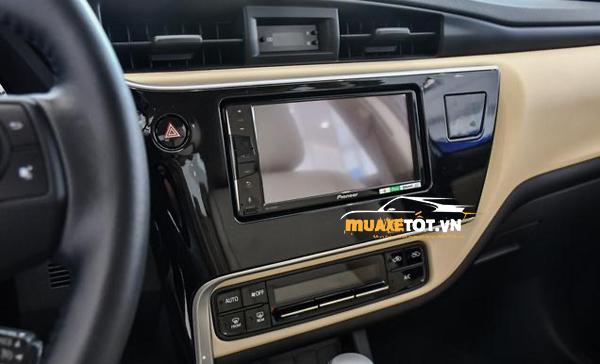hinh anh xe toyota altis 2021 sedan cua muaxetot.vn anh 11 - Toyota Altis: Giá xe và khuyến mãi 2020