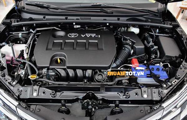 hinh anh xe toyota altis 2021 sedan cua muaxetot.vn anh 13 - Toyota Altis: Giá xe và khuyến mãi 2020
