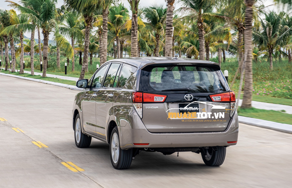 hinh anh xe toyota innova 2021 cua muaxetot.vn anh 06 - Toyota Innova: Giá bán chính thức và Khuyến mãi năm 2020