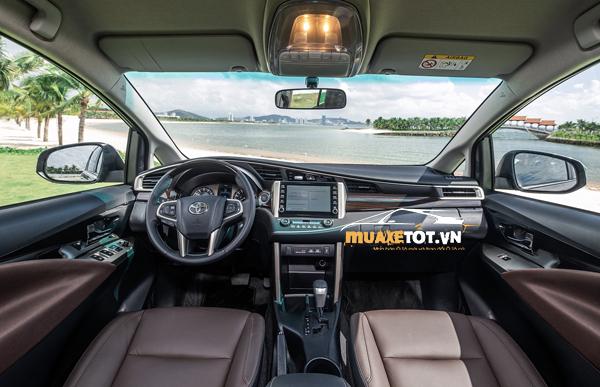 hinh anh xe toyota innova 2021 cua muaxetot.vn anh 23 - Toyota Innova: Giá bán chính thức và Khuyến mãi năm 2020