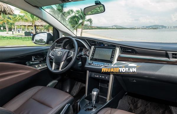 hinh anh xe toyota innova 2021 cua muaxetot.vn anh 24 - Toyota Innova: Giá bán chính thức và Khuyến mãi năm 2020