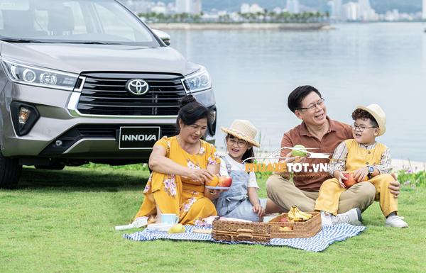 hinh anh xe toyota innova 2021 cua muaxetot.vn anh 30 - Toyota Innova: Giá bán chính thức và Khuyến mãi năm 2020
