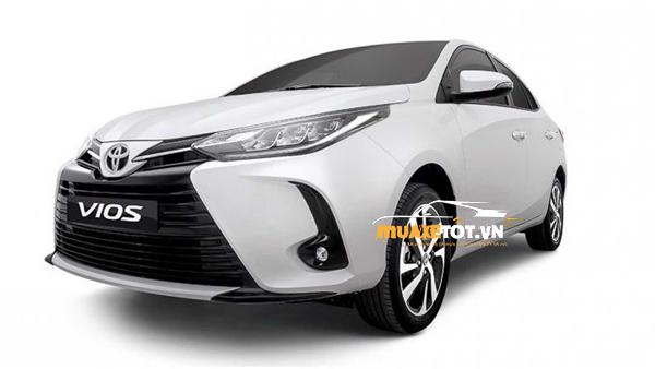 hinh anh xe toyota vios 2021 sedan cua muaxetot.vn anh 04 - Toyota Vios 2021: Giá xe và khuyến mãi hấp dẫn
