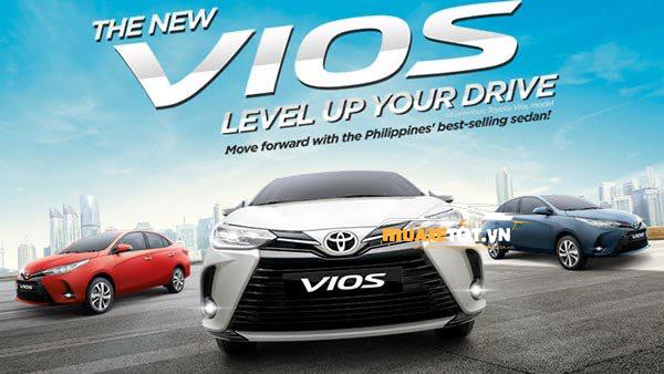 hinh anh xe toyota vios 2021 sedan cua muaxetot.vn anh 06 - Toyota Vios 2021: Giá xe và khuyến mãi hấp dẫn