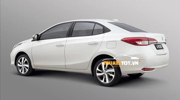 hinh anh xe toyota vios 2021 sedan cua muaxetot.vn anh 11 - Toyota Vios 2021: Giá xe và khuyến mãi hấp dẫn