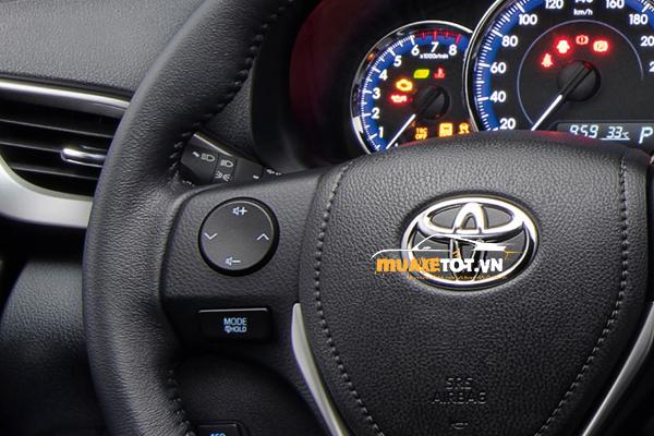 hinh anh xe toyota vios 2021 sedan cua muaxetot.vn anh 14 - Toyota Vios 2021: Giá xe và khuyến mãi hấp dẫn