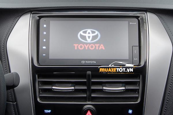 hinh anh xe toyota vios 2021 sedan cua muaxetot.vn anh 15 - Toyota Vios 2021: Giá xe và khuyến mãi hấp dẫn