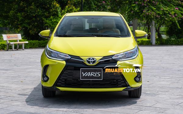 hinh anh xe toyota yaris 2021 cua muaxetot.vn anh 02 - Toyota Yaris: Giá bán chính thức và Khuyến mãi năm 2020