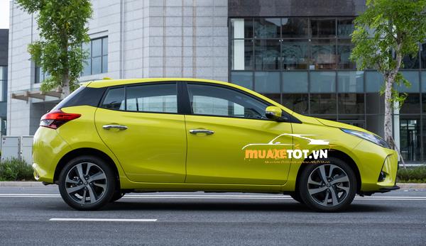 hinh anh xe toyota yaris 2021 cua muaxetot.vn anh 03 - Toyota Yaris 2021: Giá xe và khuyến mãi hấp dẫn