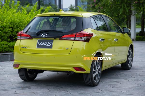 hinh anh xe toyota yaris 2021 cua muaxetot.vn anh 04 - Toyota Yaris 2021: Giá xe và khuyến mãi hấp dẫn