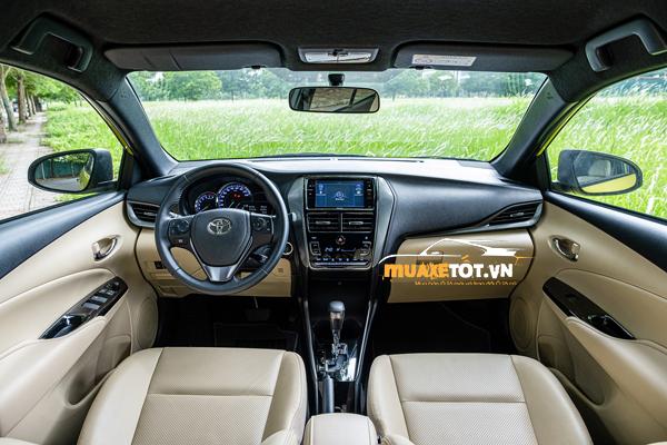 hinh anh xe toyota yaris 2021 cua muaxetot.vn anh 05 - Toyota Yaris: Giá bán chính thức và Khuyến mãi năm 2020