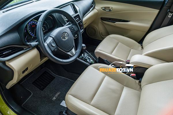 hinh anh xe toyota yaris 2021 cua muaxetot.vn anh 07 - Toyota Yaris 2021: Giá xe và khuyến mãi hấp dẫn