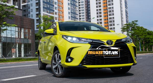 hinh anh xe toyota yaris 2021 cua muaxetot.vn anh 08 - Toyota Yaris 2021: Giá xe và khuyến mãi hấp dẫn