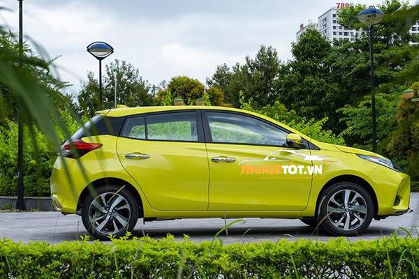 hinh anh xe toyota yaris 2021 cua muaxetot.vn anh 09 - Toyota Yaris: Giá bán chính thức và Khuyến mãi năm 2020