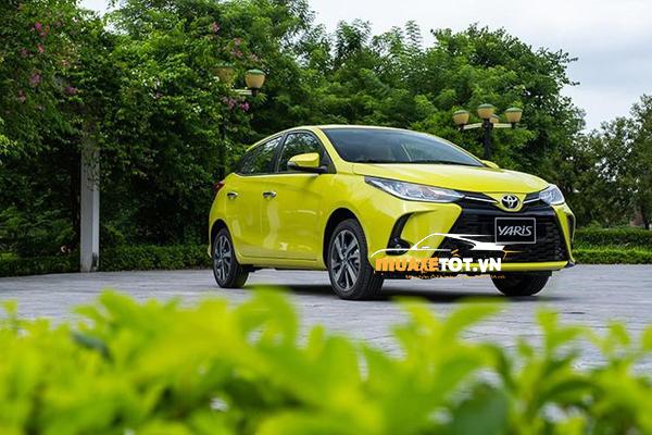 hinh anh xe toyota yaris 2021 cua muaxetot.vn anh 10 - Toyota Yaris 2021: Giá xe và khuyến mãi hấp dẫn