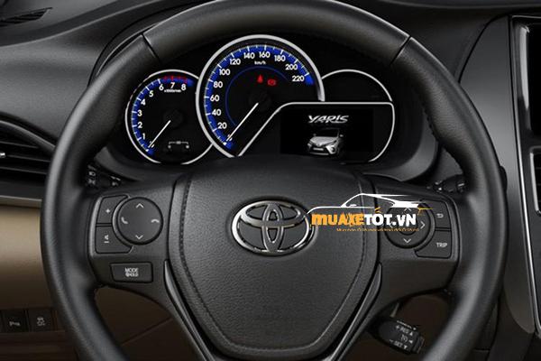 hinh anh xe toyota yaris 2021 cua muaxetot.vn anh 11 - Toyota Yaris 2021: Giá xe và khuyến mãi hấp dẫn
