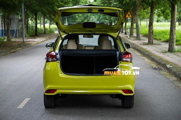 hinh anh xe toyota yaris 2021 cua muaxetot.vn anh 12 - Toyota Yaris 2021: Giá xe và khuyến mãi hấp dẫn