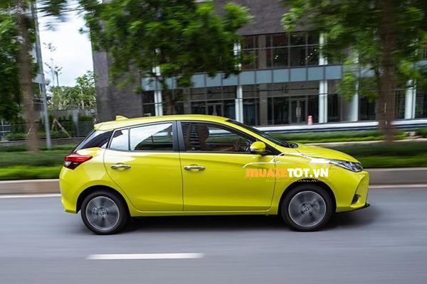 hinh anh xe toyota yaris 2021 cua muaxetot.vn anh 13 - Toyota Yaris 2021: Giá xe và khuyến mãi hấp dẫn