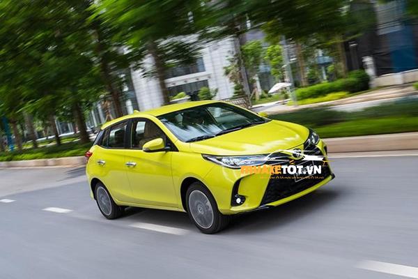 hinh anh xe toyota yaris 2021 cua muaxetot.vn anh 14 - Toyota Yaris 2021: Giá xe và khuyến mãi hấp dẫn