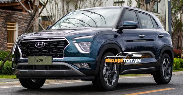 Creta - Giá xe Hyundai Ô Tô 2021 kèm ưu đãi cập nhật mới