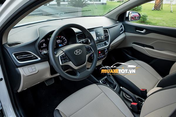 danh gia xe Hyundai Accent 2021 cua muaxetot.vn anh 13 - Hyundai Accent 2021: giới thiệu, thông số và giá bán