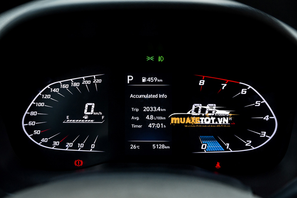 danh gia xe Hyundai Accent 2021 cua muaxetot.vn anh 17 - Hyundai Accent 2021: giới thiệu, thông số và giá bán
